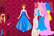 New Barbie Dress up