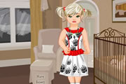 Sally Dress up Baby