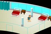 hospital rooms