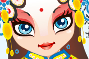 Peking Opera Make Up