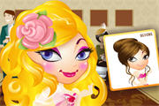 Lucia Princess Beauty Make Up