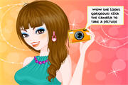 Camera Fashion Girl
