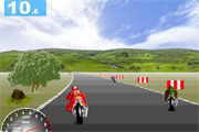 123 Go Motorcycle Game