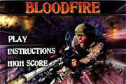 Blood Fire War