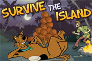 Scooby Doo Survive the Island
