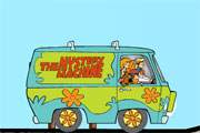 Scooby Doo The Mystery Machine Ride