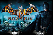 Batman Puzzle Fun