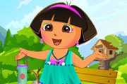 Cute Dora Dress Up
